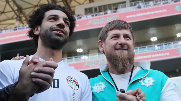 Mohamed Salah used for 'political propaganda' by Ramzan Kadyrov, say gay rights and equality campaigners