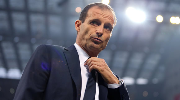 Juventus boss Massimiliano Allegri says he rejected offer to coach Real Madrid