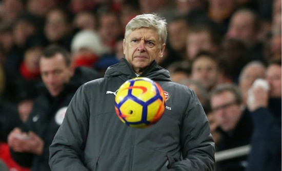 Wenger names England as one of World Cup favourites