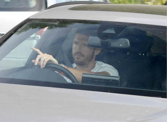Manchester United boss Jose Mourinho and his new coach Michael Carrick lead squad back in for first day of pre-season training