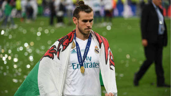 Gareth Bale's Real Madrid future unclear, says Chris Coleman