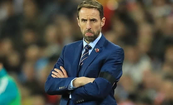 England coach Southgate: There were no changes I could make