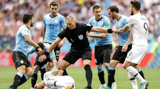 Argentina's Nestor Pitana to referee World Cup final