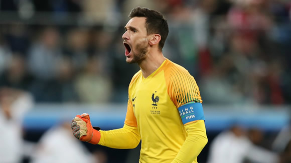 Lloris vows no repeat of Euro 2016 final complacency