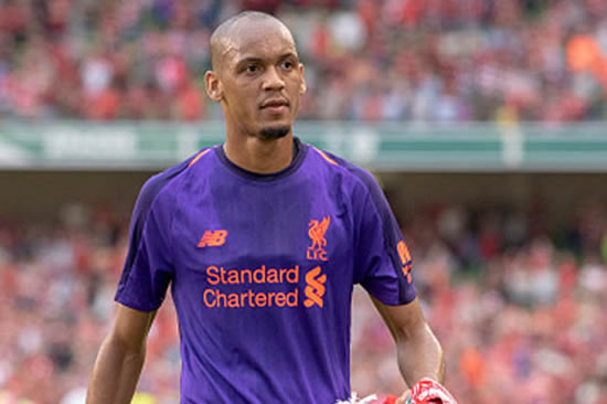 New signing Fabinho facing fitness battle ahead of West Ham game