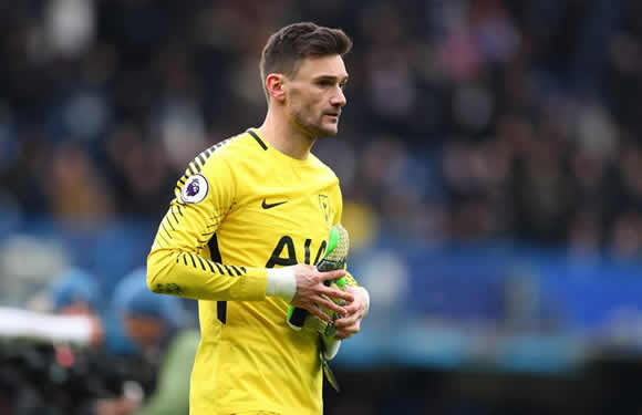 Tottenham's Hugo Lloris arrested in London, charged with drunken driving