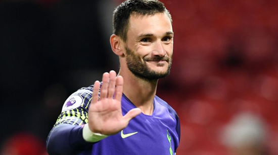 Hugo Lloris says Tottenham are ready to step up title fight