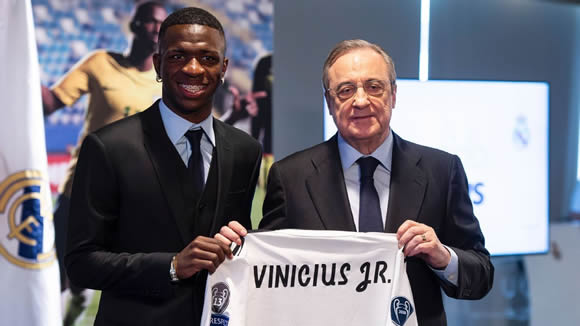 Vinicius Jr, Michy Batshuayi, Ante Rebic among 10 European deals you may have missed