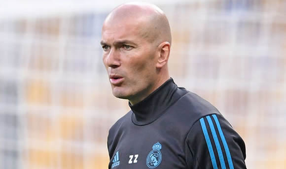 Zinedine Zidane to Man United: REJECTS Juve and £13m deal, waiting on Mourinho sack