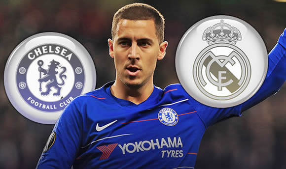 Chelsea star Eden Hazard makes Real Madrid transfer decision: £300,000-a-week offer tabled