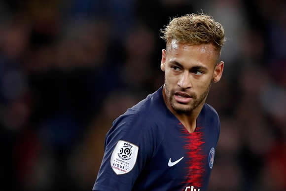 Neymar 'wants Barcelona return' just over one year after controversial £198m PSG transfer