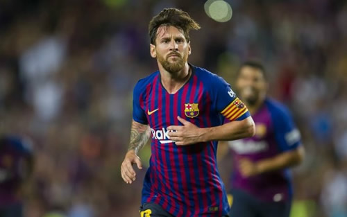 Lionel Messi wants to see Barcelona seal transfer departure of midfield maestro 'as soon as possible' for this reason
