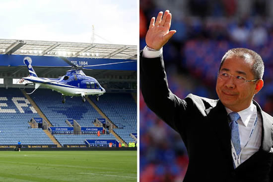 Fans SLAM ref for booking Gray's tribute to tragic Leicester helicopter crash boss