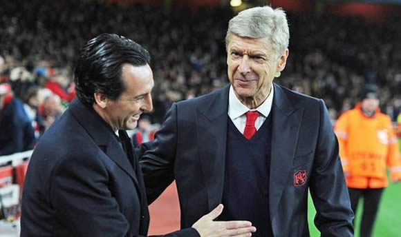 'Arsenal would NOT have beaten Tottenham under Arsene Wenger' - Huge Unai Emery claim