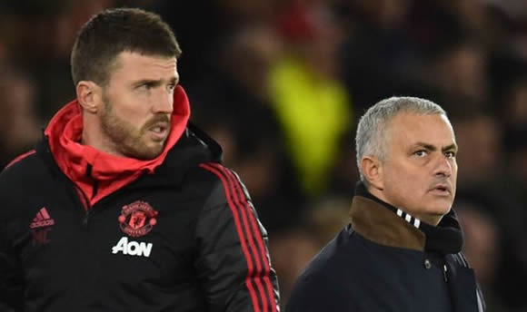 Man Utd must SACK Jose Mourinho NOW: Michael Carrick has to be in charge against Liverpool