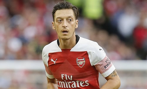 Arsenal boss Emery believes Ozil 'worth 60 points a season', but...