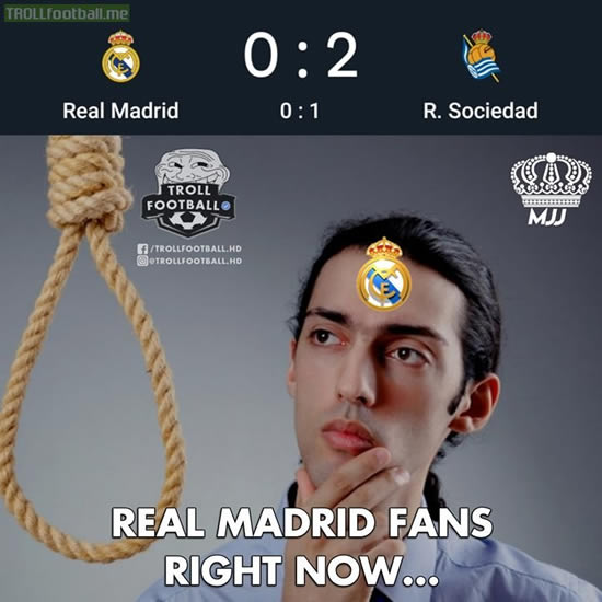 7M Daily Laugh - Tag Real Madrid fans
