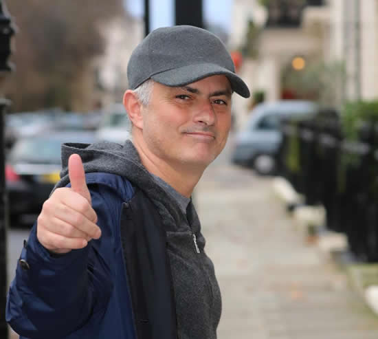 "Major Coup as beIN SPORTS signs Jose Mourinho for a ""Special"" Week of Football"