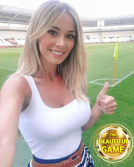 LEGALLY BLONDE Serie A presenter Diletta Leotta is loved by viewers but dubbed 'nerd' by pals for her degree in law