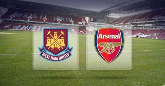 West Ham United vs Arsenal - Balbuena joins Hammers injury list