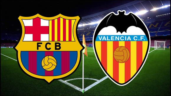 Barcelona vs Valencia - Valverde expecting great tie as Barca are drawn against Real Madrid