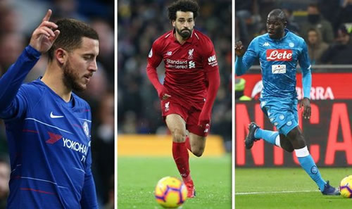 Transfer news LIVE: Insigne to Chelsea, Hazard to Real Madrid, Salah to leave Liverpool