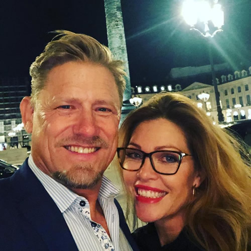 Man Utd legend Peter Schmeichel gets engaged to stunning partner Laura von Lindholm