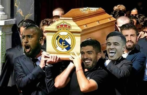7M Daily Laugh - Real Madrid lost El Clasico, again!