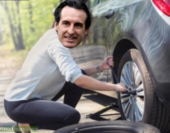 7M Daily Laugh - Emery Removing Ole's Wheels