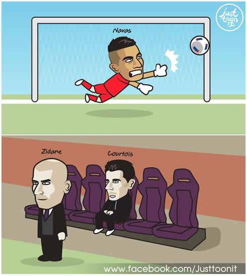 7M Daily Laugh - CR7 is back in Madrid