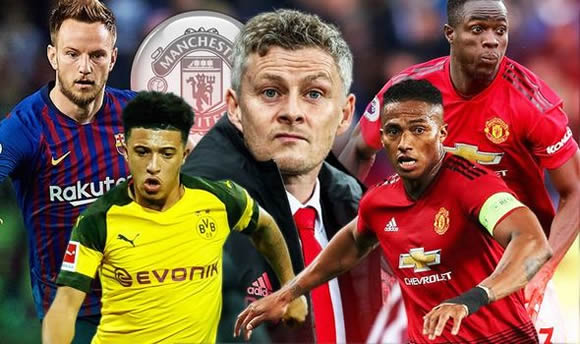 Man Utd boss Ole Gunnar Solskjaer must sign FOUR players... and let these flops leave