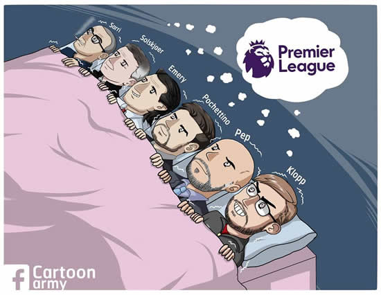 7M Daily Laugh - EPL is back!!