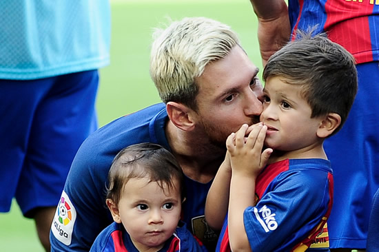 Angry' Lionel Messi: My son, 6, asks me why in Argentina they want to kill me