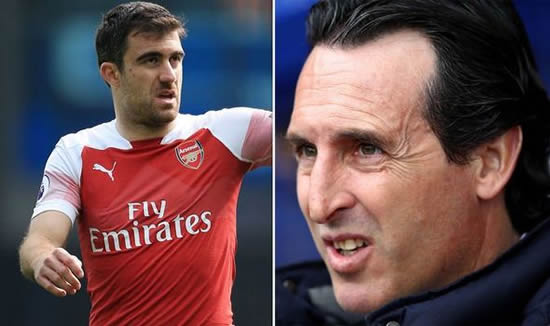 Arsenal star Sokratis tells team-mates how many wins they need to finish in top four