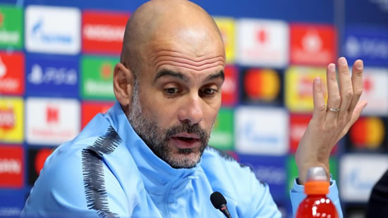 Pep Guardiola will be among the candidates for Barcelona's next manager