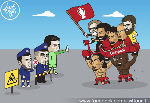 7M Daily Laugh - the Reds vs the Blues