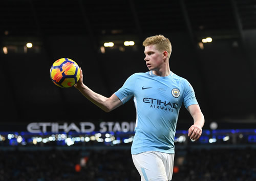 Ashley Cole slated over Kevin De Bruyne claim following Man City's win vs Crystal Palace