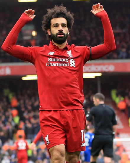 Liverpool ready to pay £22m release clause - Jurgen Klopp wanted star instead of Mo Salah