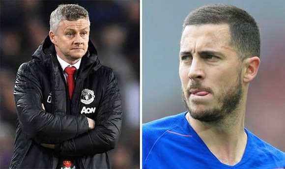 Transfer news UPDATES: Man Utd to sign FOUR, Hazard replacement