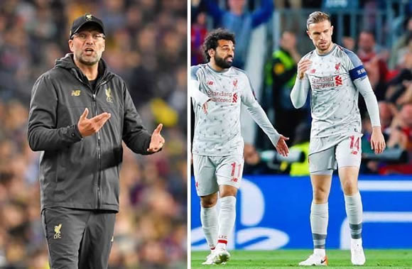 ONE Liverpool star angry with Jurgen Klopp? Graeme Souness delivers Barcelona verdict