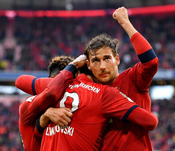 Bayern Munich 3 Hannover 1: Bundesliga leaders take another step towards title