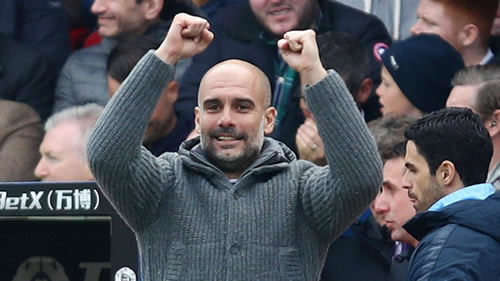 'They're the best two sides I've faced' - Guardiola says Liverpool even with Barca as he eyes his 'greatest achievement'