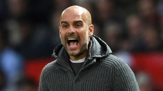 'Liverpool play without pressure' - Guardiola says title race is 'easy' for Reds