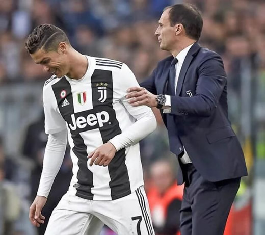 Transfer news UPDATES: Ronaldo reacts to Allegri news, Griezmann drops Messi bombshell
