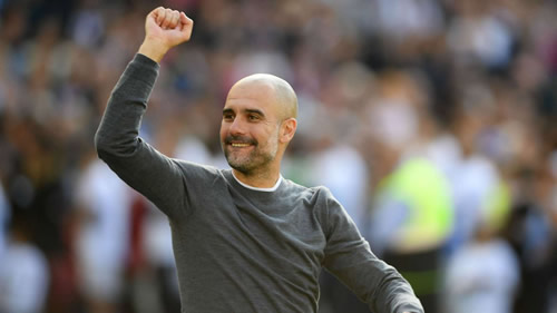 Guardiola targets Champions League crown after 'once in a lifetime' treble