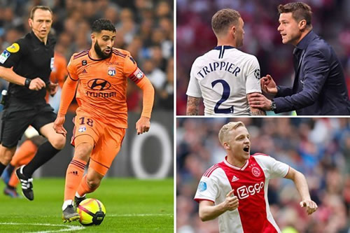 Transfer news LIVE: Man Utd's £30m defensive worry, Liverpool and Man City want Lyon star