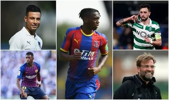 Transfer news LIVE: Man Utd to complete £60m deal in 48 hours, Arsenal, Liverpool, Chelsea