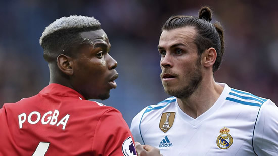 Transfer news and rumours LIVE: Madrid want to include Bale in Pogba deal
