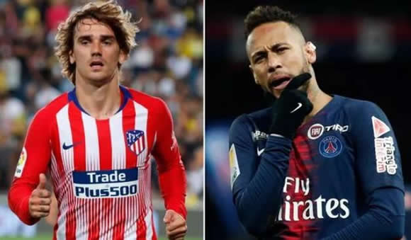 Transfer news UPDATES: Real Madrid want Neymar, Antoine Griezmann release clause