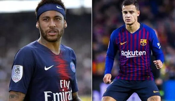 Barcelona make Philippe Coutinho transfer decision as Neymar deal moves closer